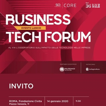 Business Tech Forum